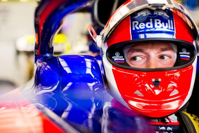 Daniil Kvyat - Formula 1 - 2019 Bahrain GP