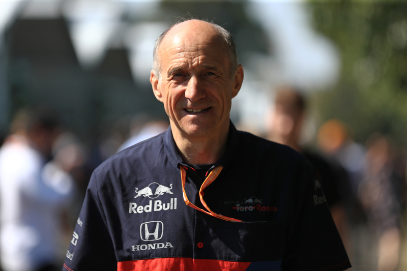 Franz Tost - Red Bull Toro Rosso Honda at the 2019 Formula 1 Australian Grand Prix - Albert Park