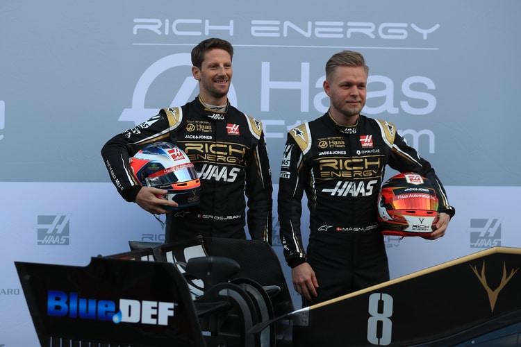 Preview: Formula 1 2019 Season: Intra-Team Battle at Haas F1