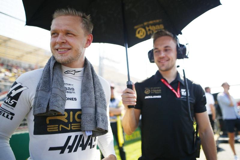 Kevin Magnussen - Formula 1 - 2019 Bahrain GP