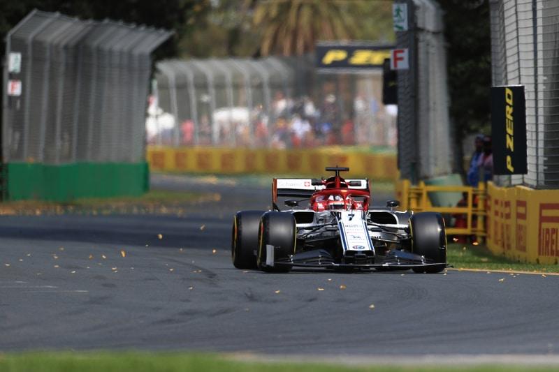 Kimi Räikkönen - Formula 1 - 2019 Australian GP