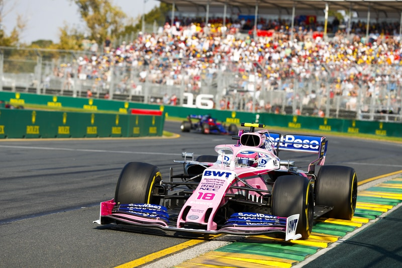 Lance Stroll - Formula 1 - 2019 Australian GP