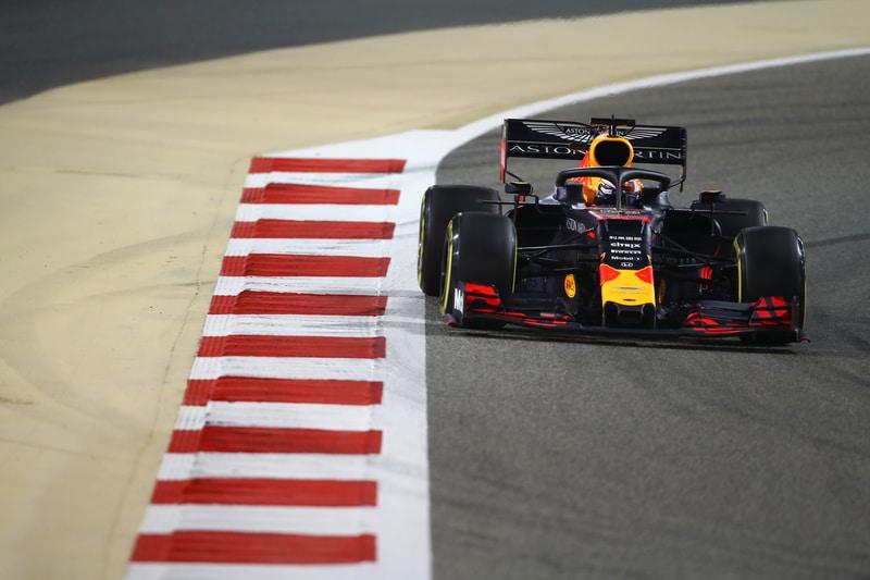 Max Verstappen - Formula 1 - 2019 Bahrain GP