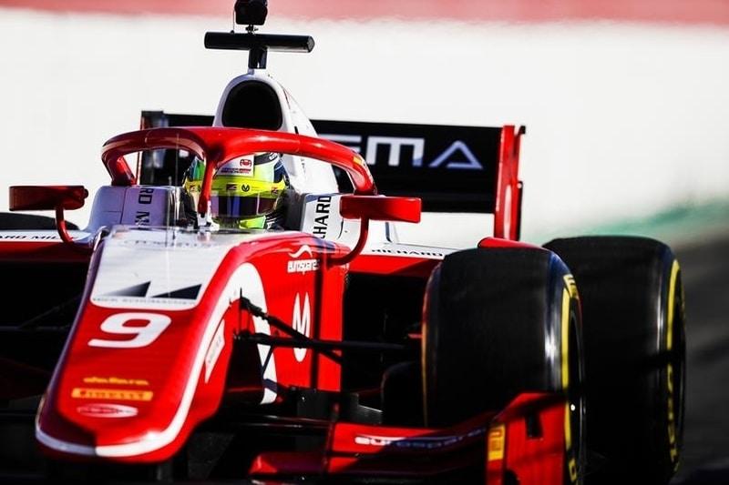 Mick Schumacher - Formula 2