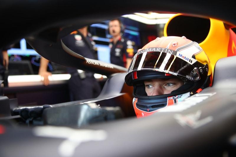 Pierre Gasly - Formula 1 - 2019 Australian GP
