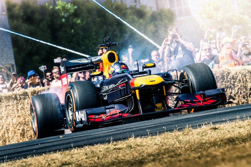 Red Bull - Formula 1 - Goodwood Festival of Speed