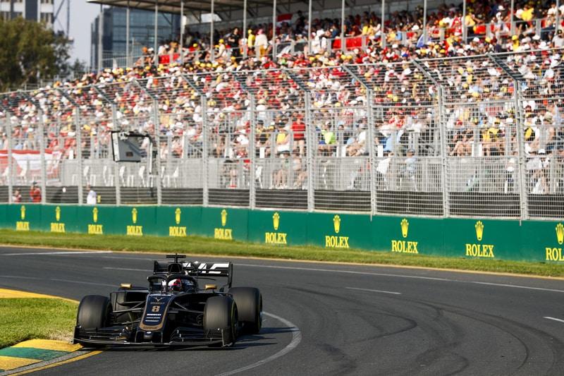 Romain Grosjean - Formula 1 - 2019 Australian GP