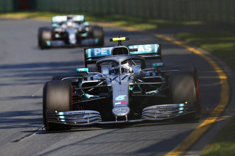 Valtteri Bottas & Lewis Hamilton - Formula 1 - 2019 Australian GP
