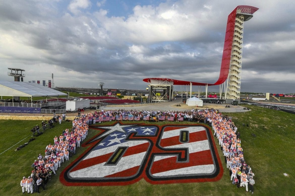 Number 69 Retired In Tribute To Nicky Hayden