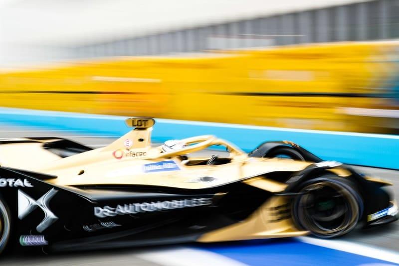 Andre Lotterer - DS Techeetah - Rome ePrix