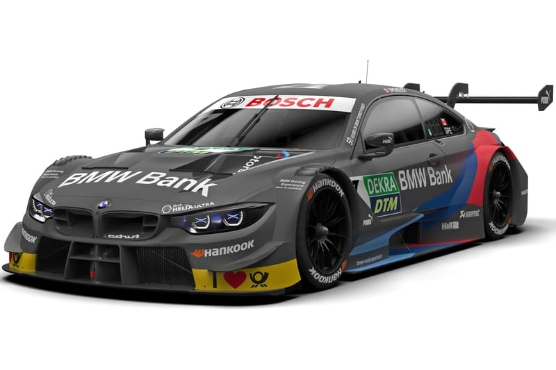 Bruno Spengler To Race The Bmw Bank M4 Dtm Once Again The