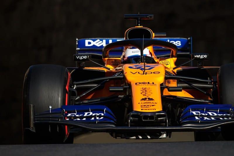 Carlos Sainz Jr. - McLaren F1 Team - Baku City Circuit