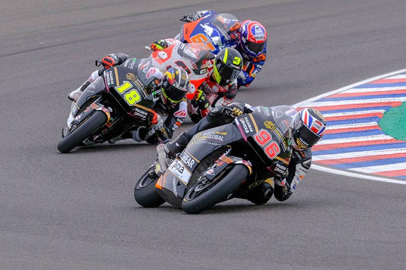 Dixon replaced by Pasini for Jerez