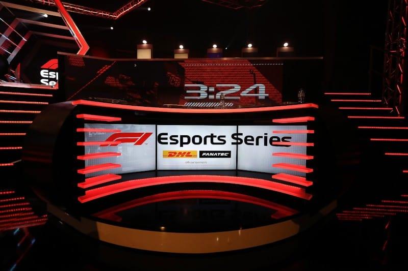 F1 Esports - Logo 2018
