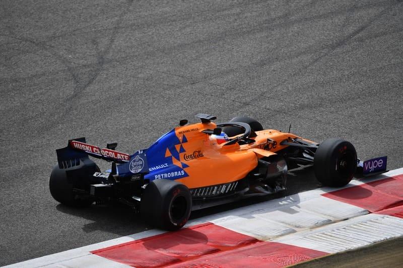 Fernando Alonso - McLaren F1 Team - In-Season Test Day 1 - Circuit de Barcelona-Catalunya