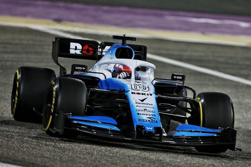 George Russell - ROKiT Williams Racing - Sakhir International Circuit