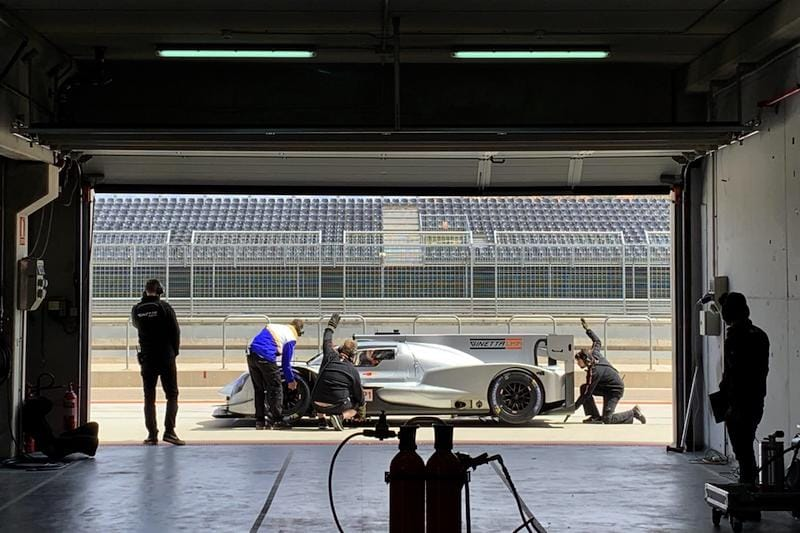 Ginetta hope that Aragon test displays reliability of their LMP1 car and interests a team for 2019/20 FIA World Endurance Championship.