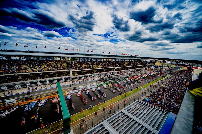 The ACO have confirmed they will increase the 2019 entry capacity for the 24 Hours of Le Mans to 62 cars.
