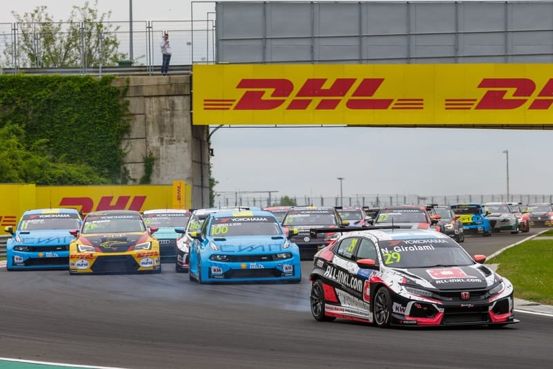 Hungaroring-Race1-2019-WTCR