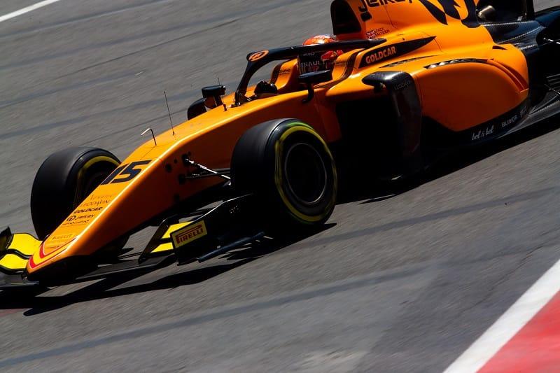 Jack Aitken - Campos Racing - Baku City Circuit