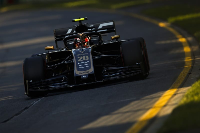 Kevin Magnussen - Rich Energy Haas F1 Team - Albert Park