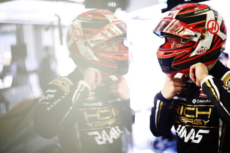 Kevin Magnussen - Rich Energy Haas F1 Team - Bahrain Grand Prix