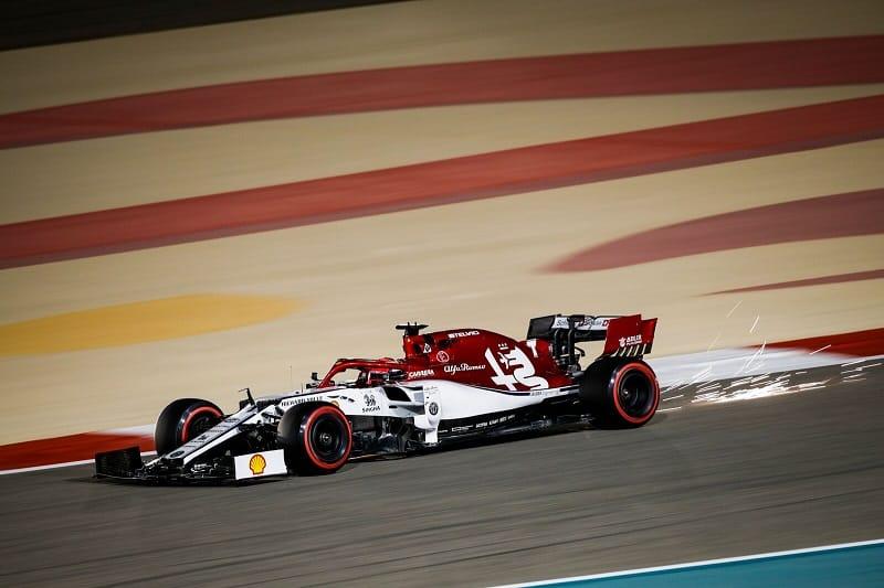 Kimi Räikkönen - Alfa Romeo Racing - Sakhir International Circuit