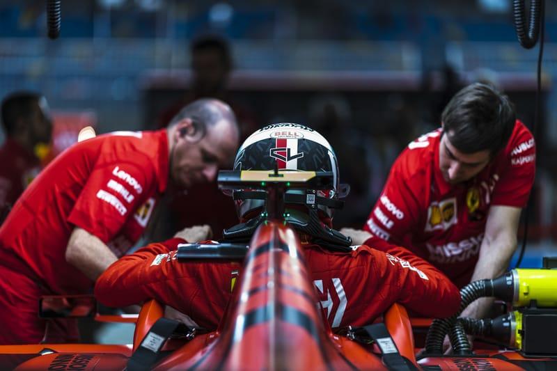 Charles Leclerc 2019 Bahrain GP