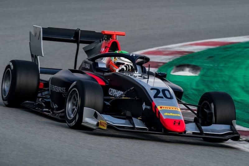 Leonardo Pulcini - F3 Testing - Circuit de Barcelona-Catalunya Day 1