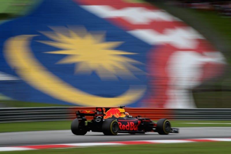 Malaysia - F1 2017 - Red Bull