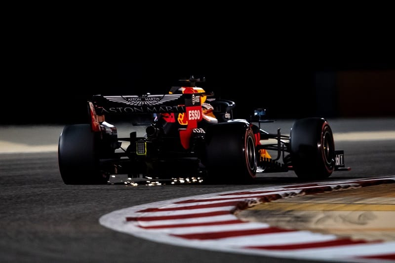 Max Verstappen - Aston Martin Red Bull Racing - Sakhir International Circuit