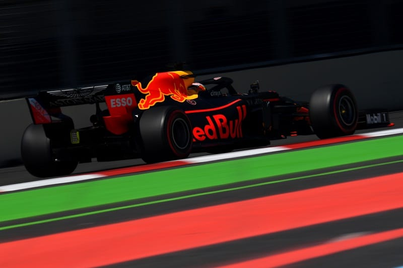 Max Verstappen - Aston Martin Red Bull Racing - Baku City Circuit