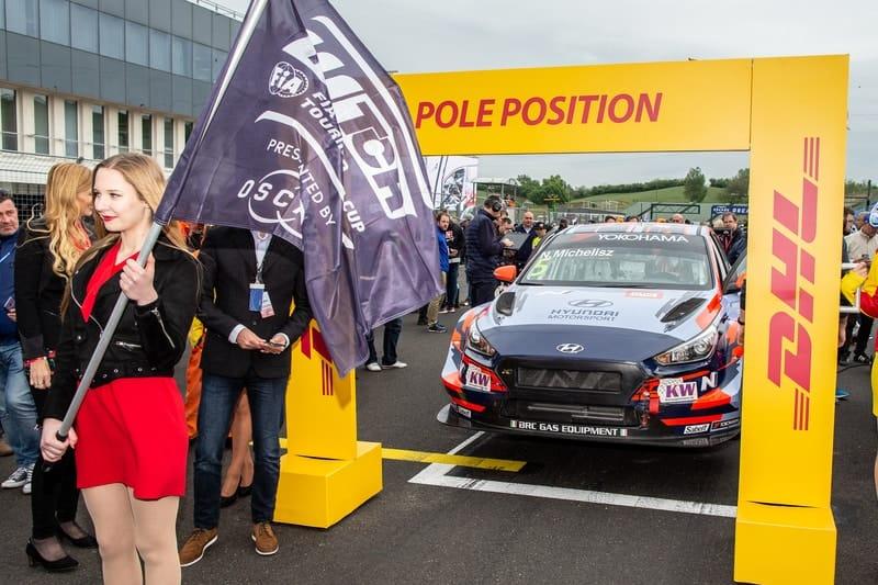Michelisz-Pole-Hungaroring2019-WTCR