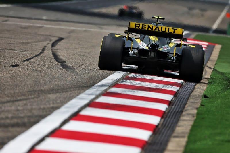 Nico Hulkenberg - Renault F1 Team - Shanghai International Circuit