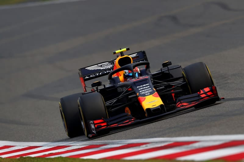 Pierre Gasly - Chinese Grand Prix