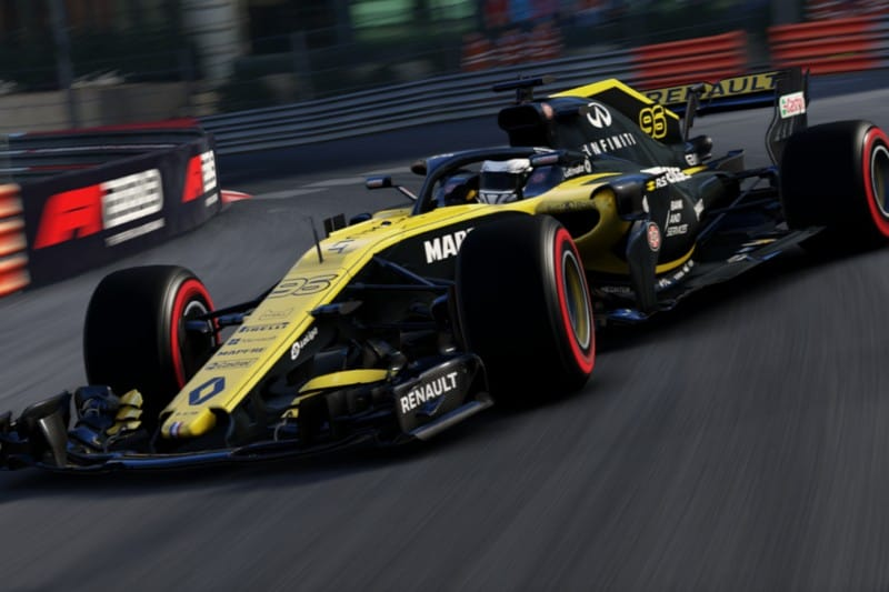 Renault Sport Team Vitality Sign Former Formula Renault Driver For 2019 F1 Esports Series