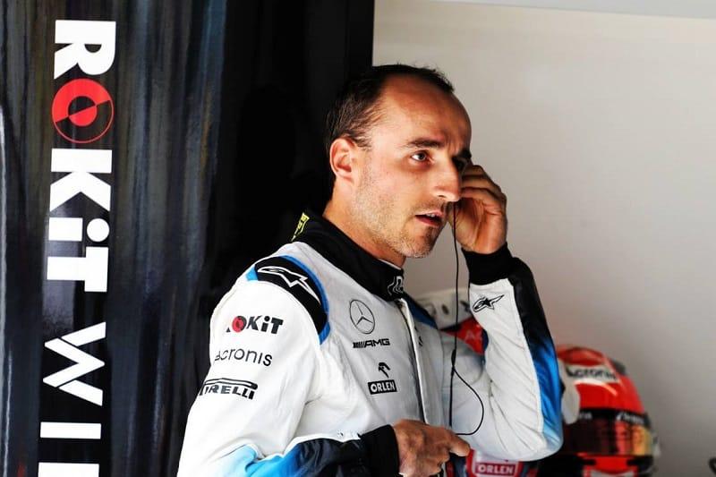 Robert Kubica - ROKiT Williams Racing - Shanghai International Circuit