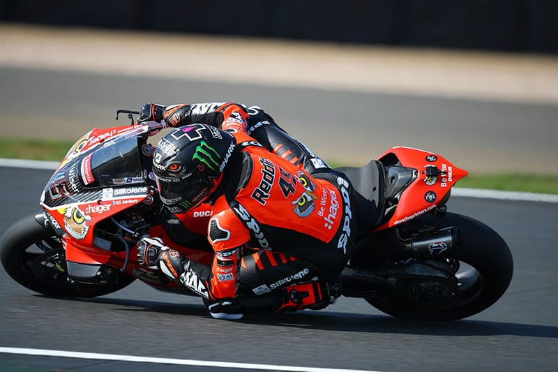 Scott Redding - Be Wiser Ducati at Silverstone