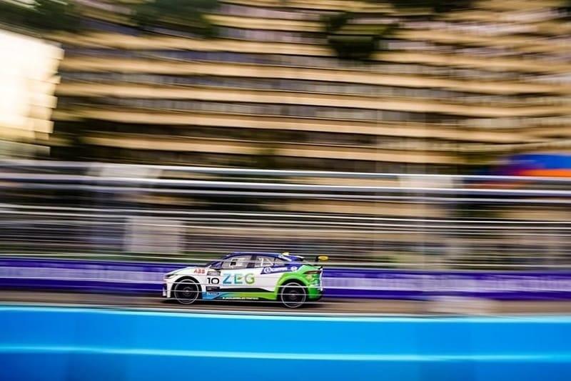 Sergio Jimenez - Jaguar Brazil Racing -Rome ePrix