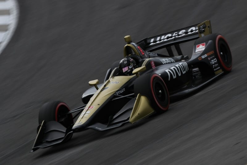 Marcus Ericsson (SWE), Arrow Schmidt Peterson, 2019 NTT IndyCar Series, Barber