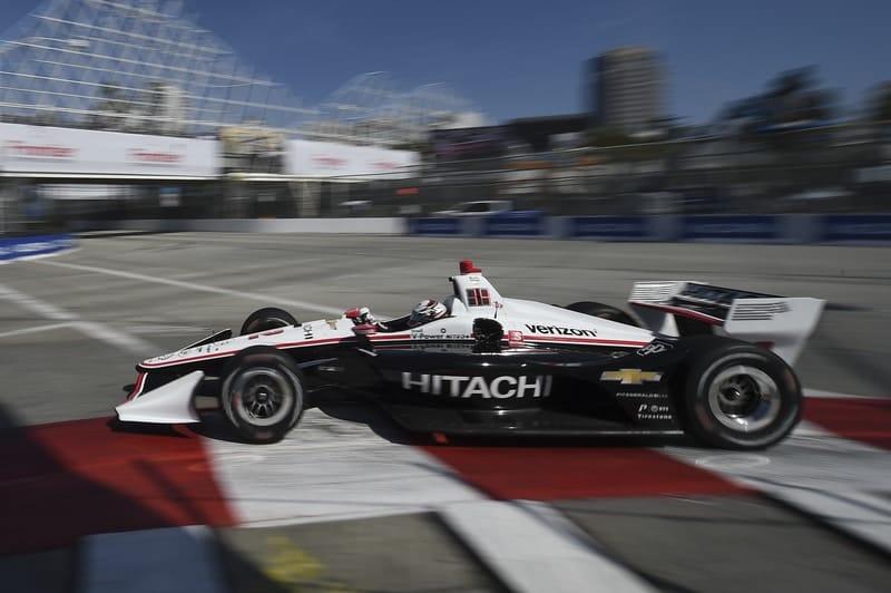 Josef Newgarden (USA), Team Penske, 2019 NTT IndyCar Series, Long Beach