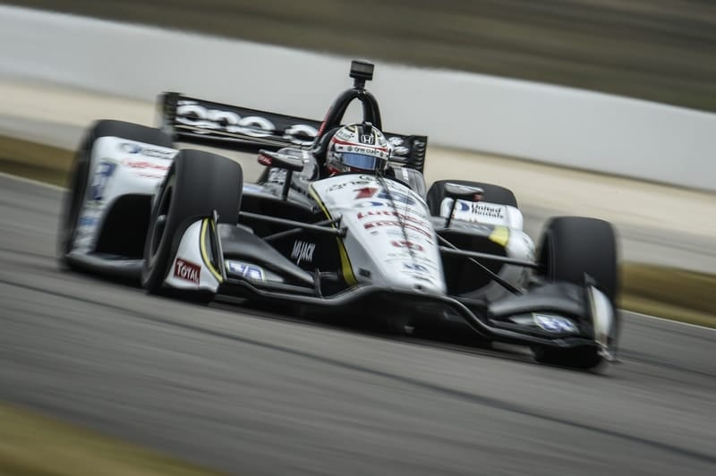 Graham Rahal (USA), Rahal Letterman Lanigan Racing, 2019 NTT IndyCar Series, Barber