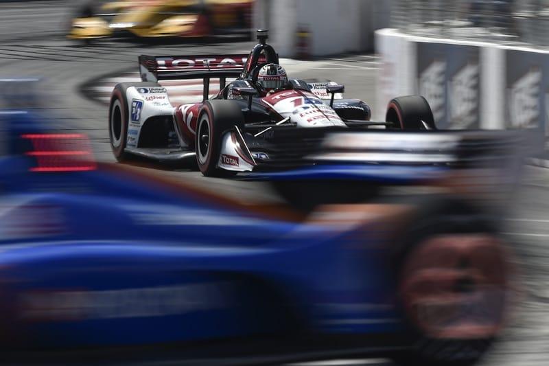 Graham Rahal (USA), 2019 NTT IndyCar Series, Rahal Letterman Lanigan Racing, Long Beach