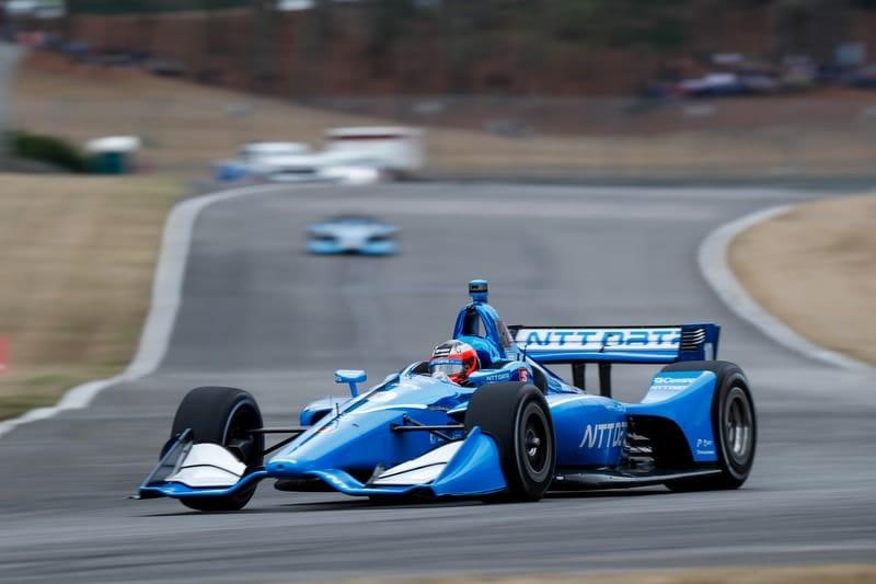 Felix Rosenqvist (SWE), Chip Ganassi Racing, 2019 NTT IndyCar Series, Barber