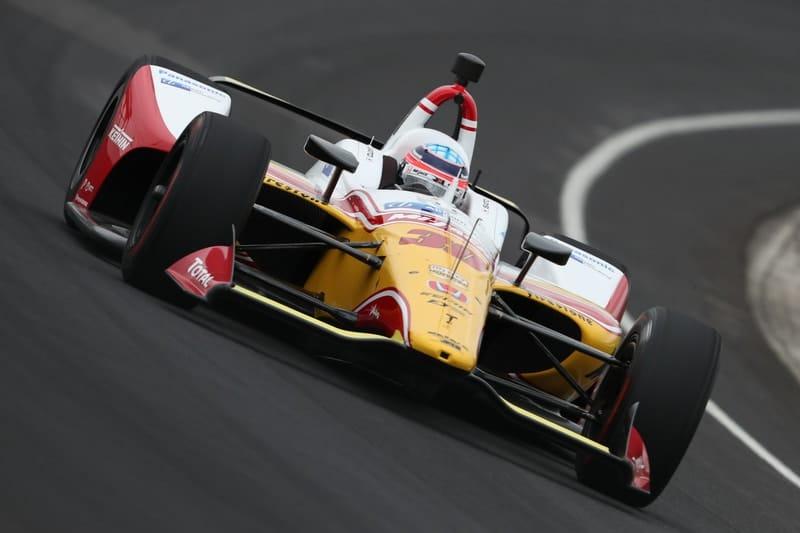Takuma Sato (JAP), Rahal Letterman Lanigan Racing, 2019 NTT IndyCar Series, Indianapolis