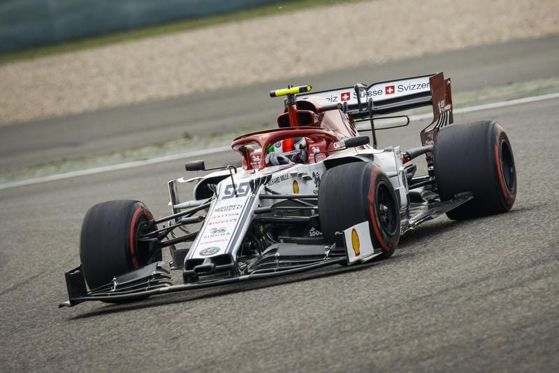 Antonio Giovinazzi - Formula 1 - 2019 Chinese GP