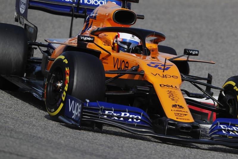 Carlos Sainz Jr. - Formula 1 - 2019 Bahrain Test