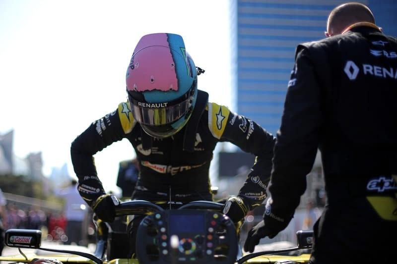 Daniel Ricciardo - Formula 1 - 2019 Azerbaijan GP