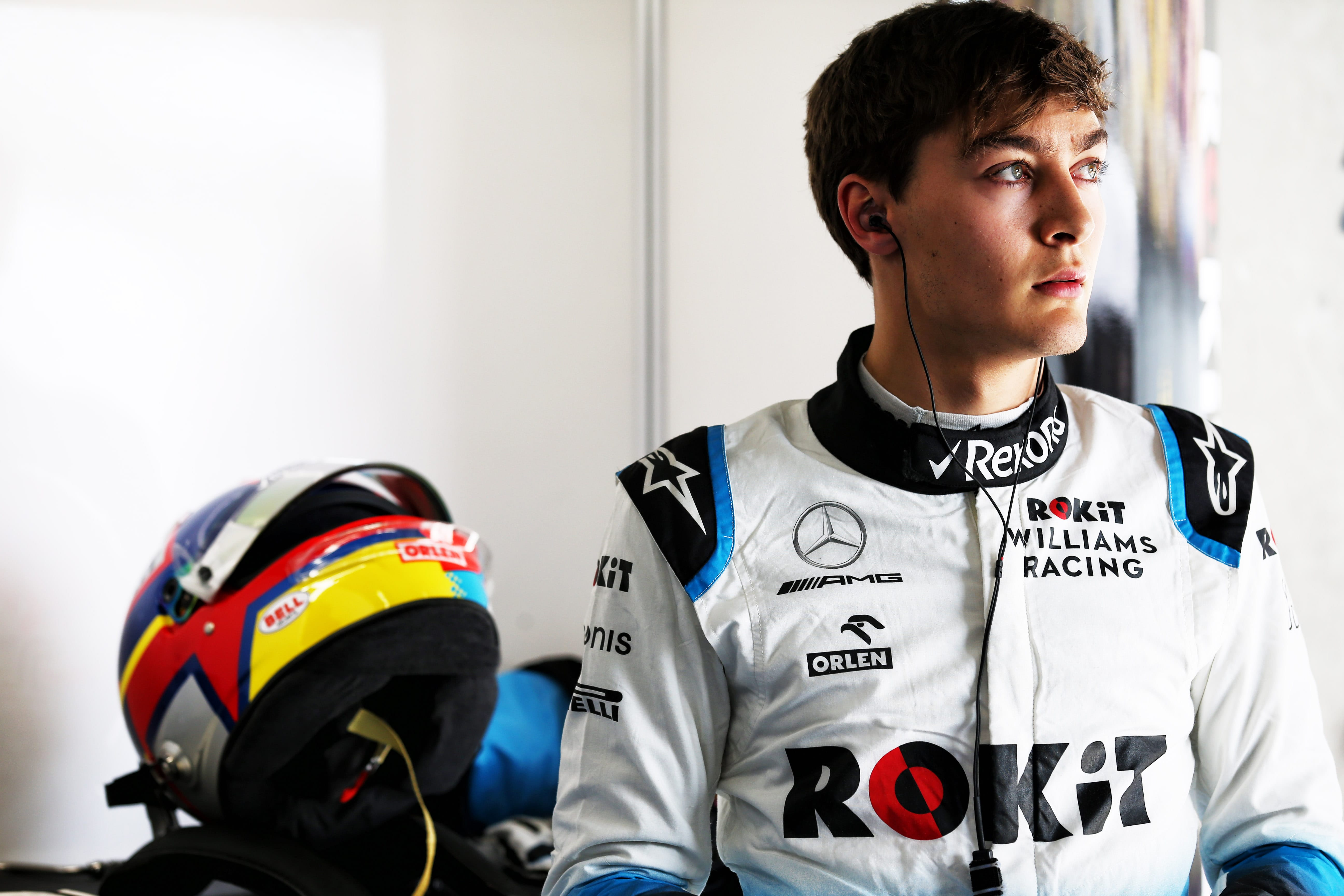 George Russell - Formula 1 - 2019 Chinese GP