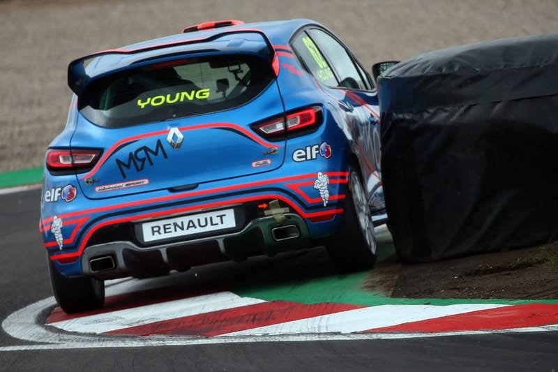 Jack Young Renault UK Clio Cup 2019
